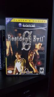 Resident Evil Zero Casi Nuevo Juegos Gamecube
