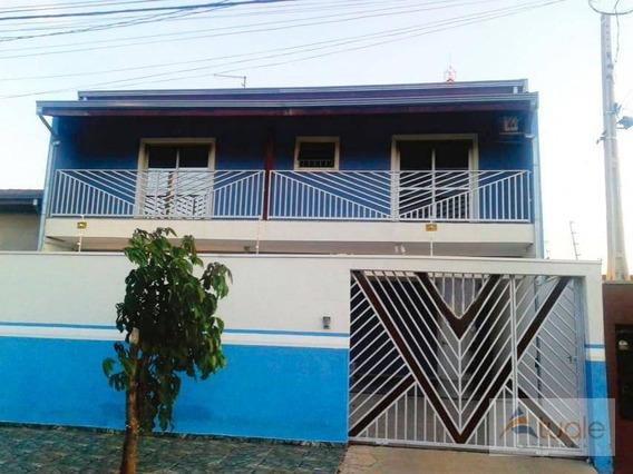 Casa Residencial Para Venda E Locação, Jardim Residêncial Firenze, Hortolândia. - Ca5898