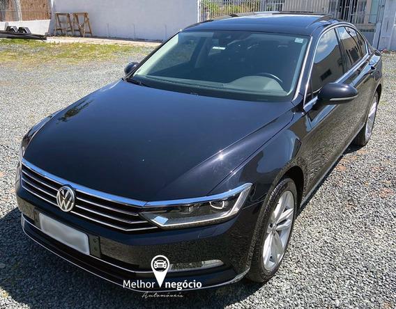 Volkswagen Passat Highline 2.0 220cv Tsi Tip. Aut 2018 Preto
