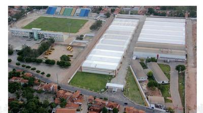 Galpão Comercial À Venda, Centro, Horizonte. - Ga0020