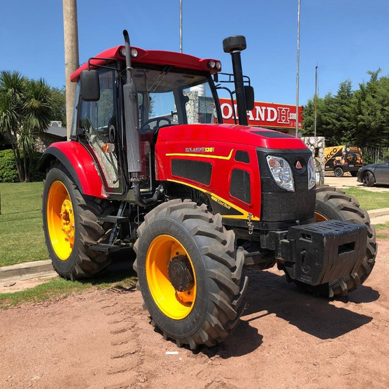 Tractor Agrícola Roland H130 4x4 - Financiación Disponible