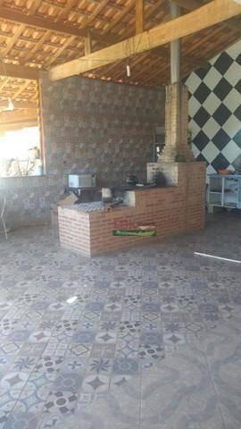 Imagem 1 de 8 de Chácara Com 4 Dormitórios À Venda, 2300 M² Por R$ 550.000,00 - Pedro Leme - Roseira/sp - Ch0701