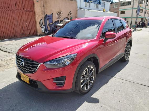 Mazda Cx5 Motor 2.5 2016 Rojo 5 Puertas
