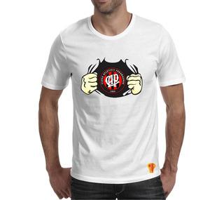 Camiseta Atlético Paranaense Masculina 2018 Futebol Clube