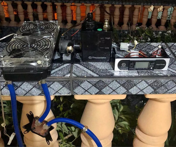 Watercooler Thermaltake Cpu Intel