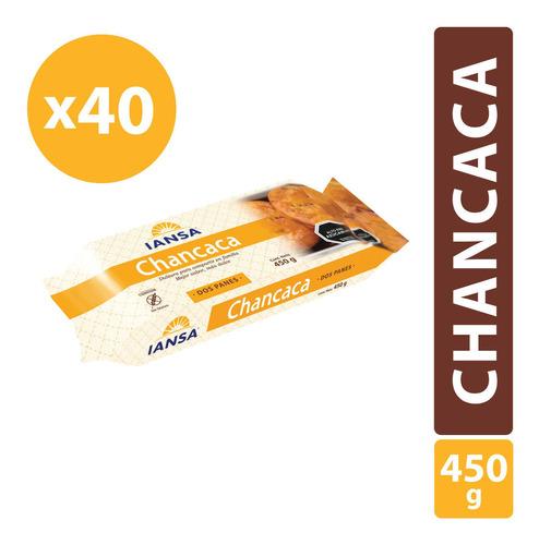 Chancaca Iansa 450g Pack 40 Unidades