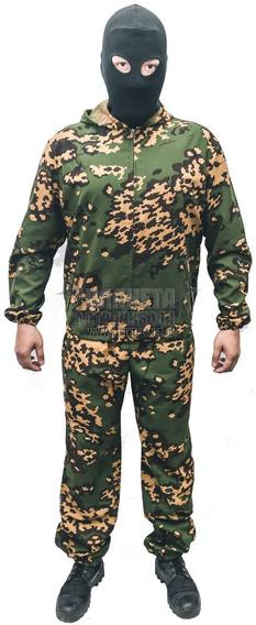 Rusia Ejército Ruso Alforjas Partizan Camo Rana