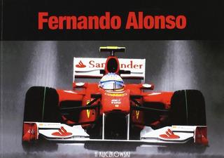 Fernando Alonso - Fórmula 1 - Libro De Fotos