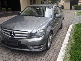 Mercedes-benz Classe C 1.6 Sport Vision Turbo 4p 2014