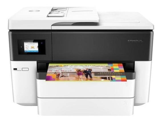 Impressora Hp 7740 Desbloqueada Com Bulk Ink