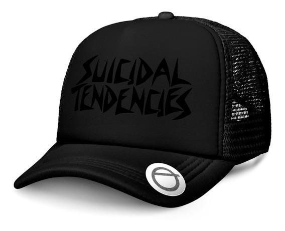 Gorra Trucker Suicidal Tendencies Hardcore Metal