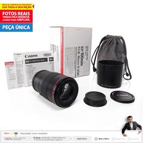 Lente Ef 100mm F/2.8 L Is Usm Macro Canon 12x + Frete Grátis