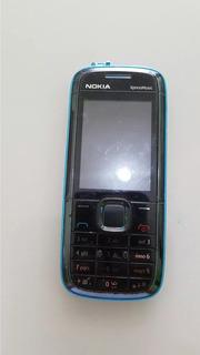 Celular Nokia 5130 C Para Retirar Peças Os 002