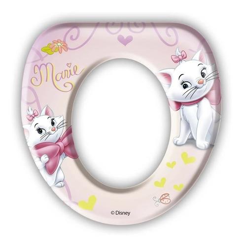 Imagem 1 de 2 de Adaptador Infantil Redutor Para Vaso Sanitario Marie Disney