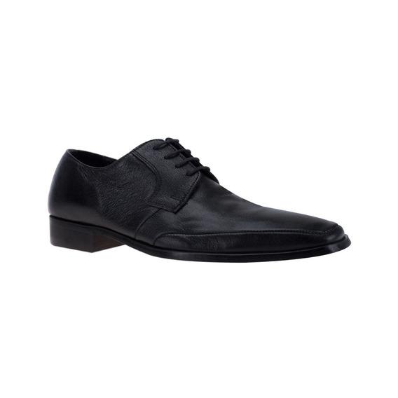 Zapato De Vestir Schatz 3160 Id 110987 Negro Hombre