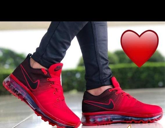 Zapatos Nike Air Max Moda 2019 Importados