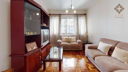 Apartamento Para Compra Com 2 Quartos E 1 Vaga Localizado Na Vila Romana. - Ap54330