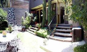 Casa Con Doble Terreno Villa Quietud
