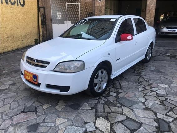 Chevrolet Astra 2.0 Sedan Top De Linha Com Kit Gás - 2007