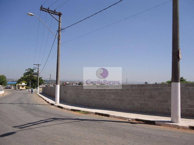 Terreno Residencial Para Locação, Parque Residencial Casa Branca, Suzano. - Te0065