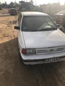 Ford Festiva No Chocado Con Deuda Motor Mal 1996