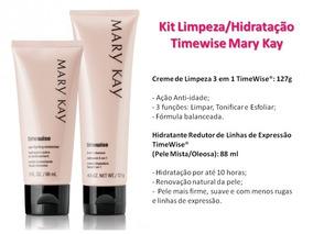 Kit Basico Timewise Mista/oleosa Mary Kay