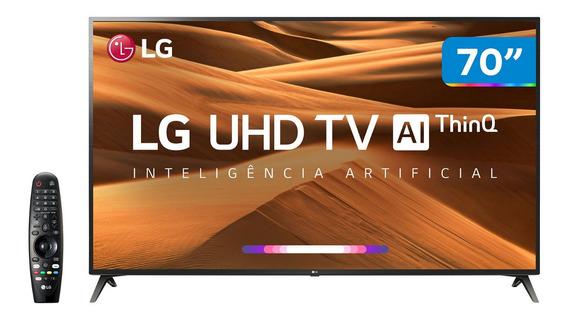 Smart Tv 4k Led 70 LG 70um7370psa Wi-fi