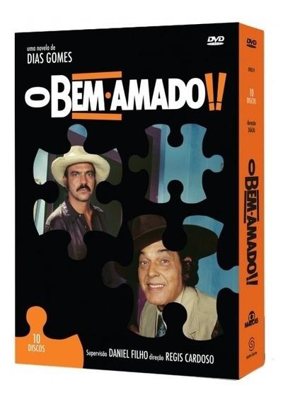 Novela O Bem Amado Completa 10 Dvds!