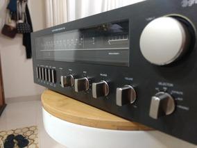 Receiver Amplificador Stereo Super Vintage Gradiente S-96