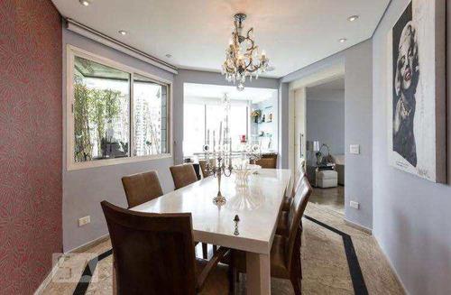 Apartamento Com 3 Dorms, Moema, 3 Suites Baixo Para 2.5 Mi - V1830