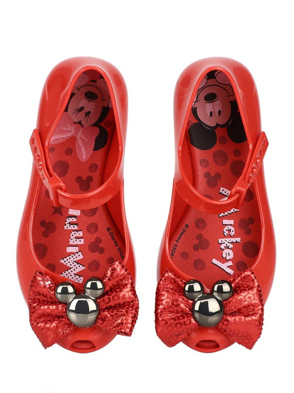 Sapatilha Infantil Grendene Kids Menina Feminino Disney Top