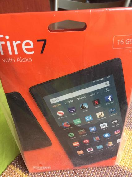 Table Amazon Fire 7 ( De 16 Gb ) Nueva Traída De Usa