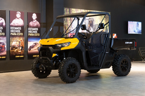 Can Am Defender Hd8 Xt Utv Arenero Campo Verano