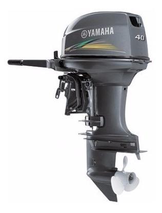 Yamaha Motor 40hp 2 T 2021 - Mensais Á Partir De R$ 377,35