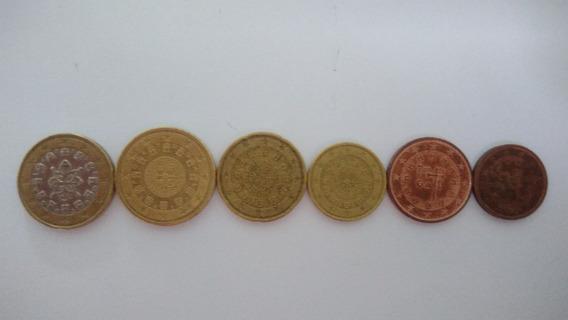 Moeda Euro De Portugal - Colecionador