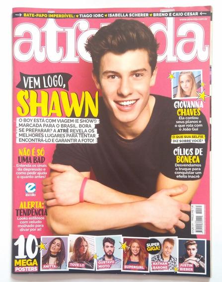 Revista Atrevida Shawn Mendes - Edição 271 (2017)
