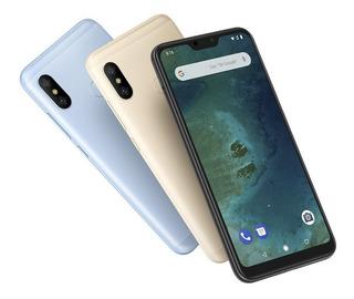 Smartphone Xiaomi Mi A2 Lite Global 4gb Ram 64gb