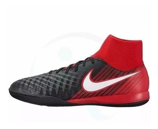 Tênis Chuteira Nike Futsal Magistax Onda 2 Df Ic Vermelho/preto 9544