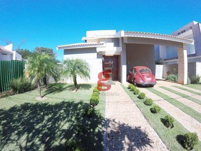 Cond. Acácia Imperial - Sobrado Com 4 Dormitórios À Venda, 322 M² Por R$ 1.650.000 - Esperança - Londrina/pr - So0011