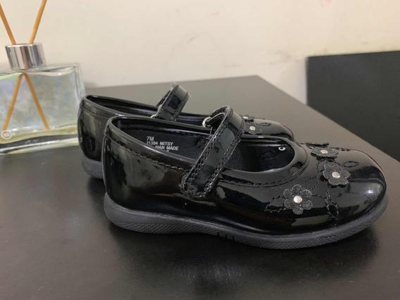 Zapatos Negras Nena De Fiesta Importadas