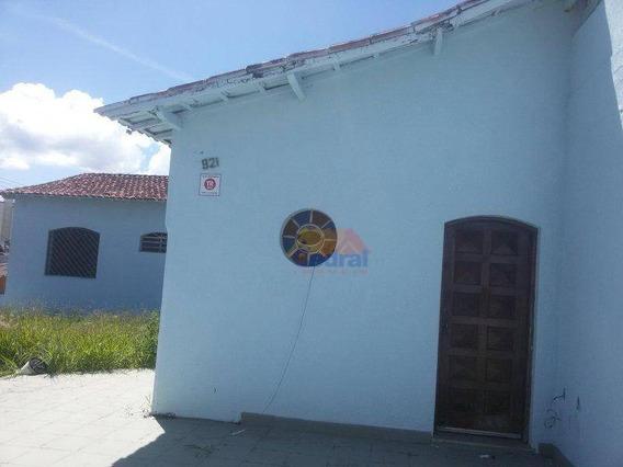 Casa Comercial À Venda, Alto Ipiranga, Mogi Das Cruzes - Ca0467. - Ca0467
