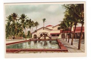 Postal Anos 1960 Ideal Club Fortaleza - Ceará
