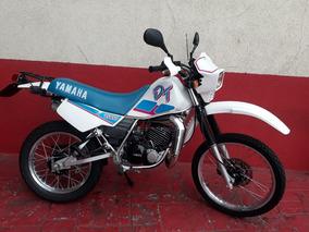 Yamaha Dt 180 1991 Branca