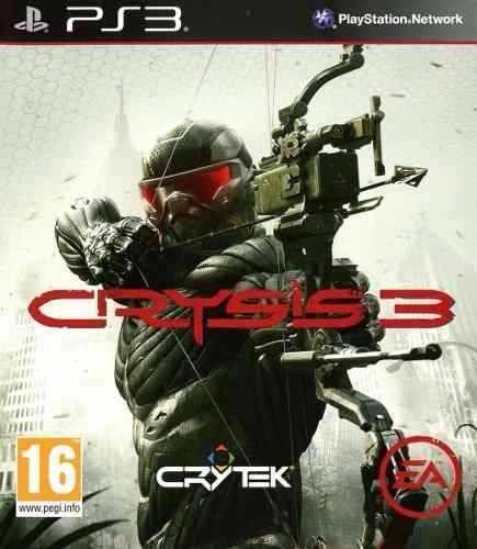 Crysys 3 Código Psn