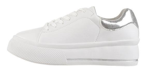 Zapatillas Mujer 47 Street Dash Blanco