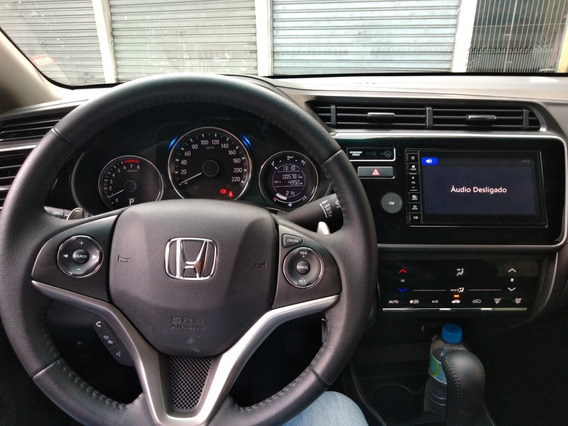 Honda City 1.5 Exl Flex Aut. 4p 2019