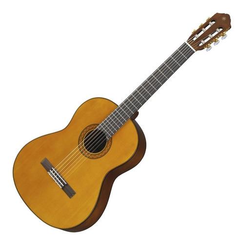 Yamaha Guitarra Acustica Clasica C70 Acabado Natural Meses