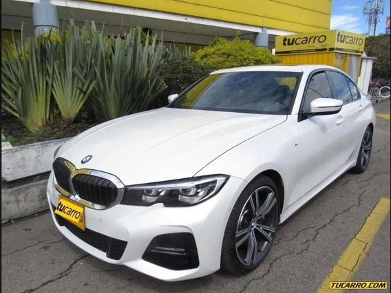 Bmw Serie 3 330i Paquete M 2.0cc At Aa