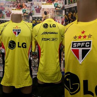Camisa São Paulo - Treino - Reebok - G - 2006