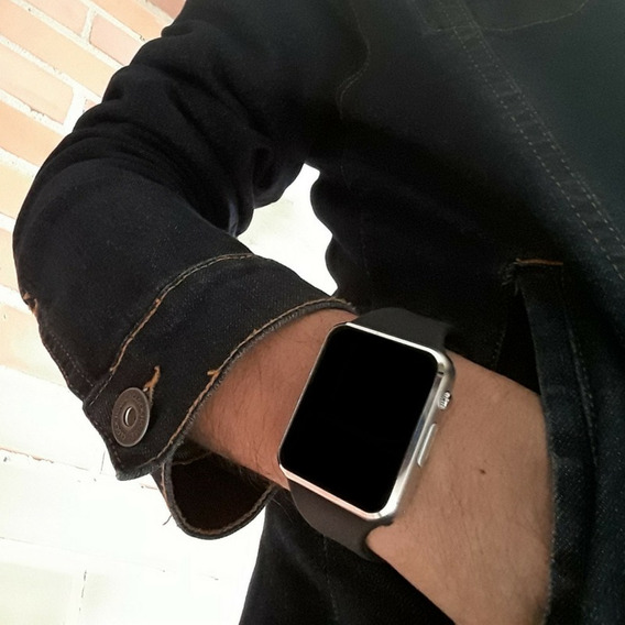 Relógio Social Masculino Bluetoot Digital Smartwhatch Andoid